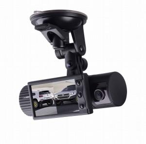 ตัวอย่างกล้องติดรถยนต์