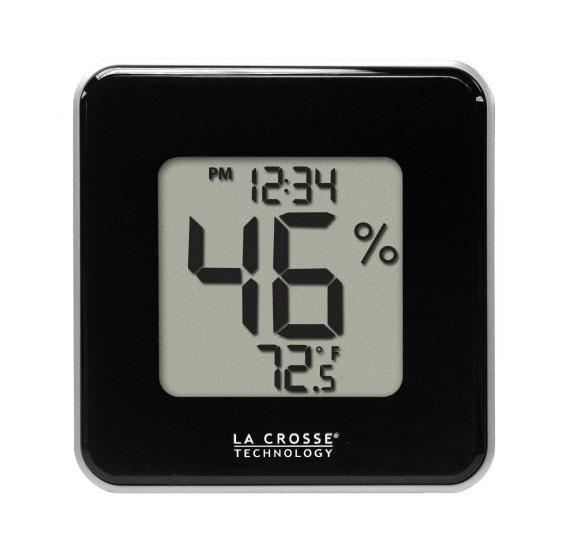 เครื่องวัดอุณหภูมิและความชื้นแบบดิจิตอล-La-Crosse-302-604B