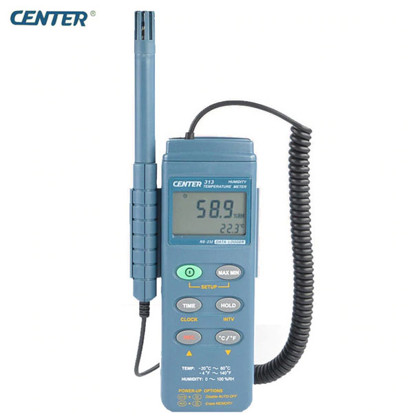 Data Logger CENTER-313
