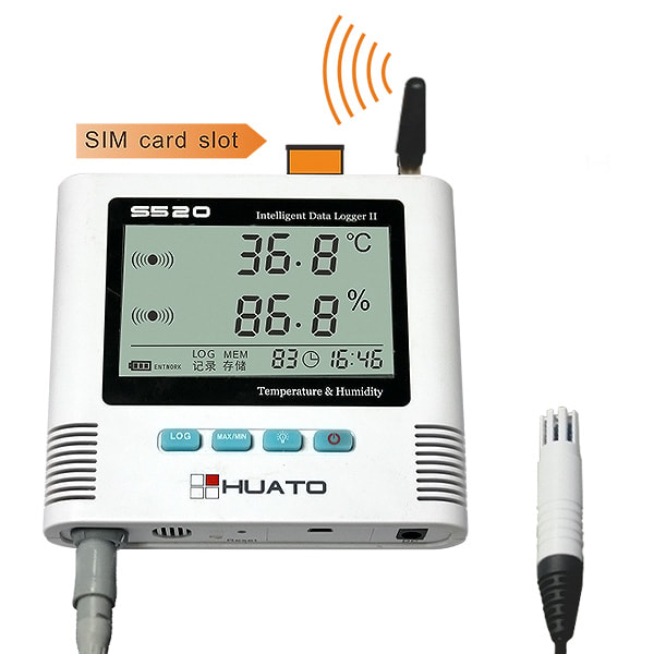 Data Logger S500 TH GSM